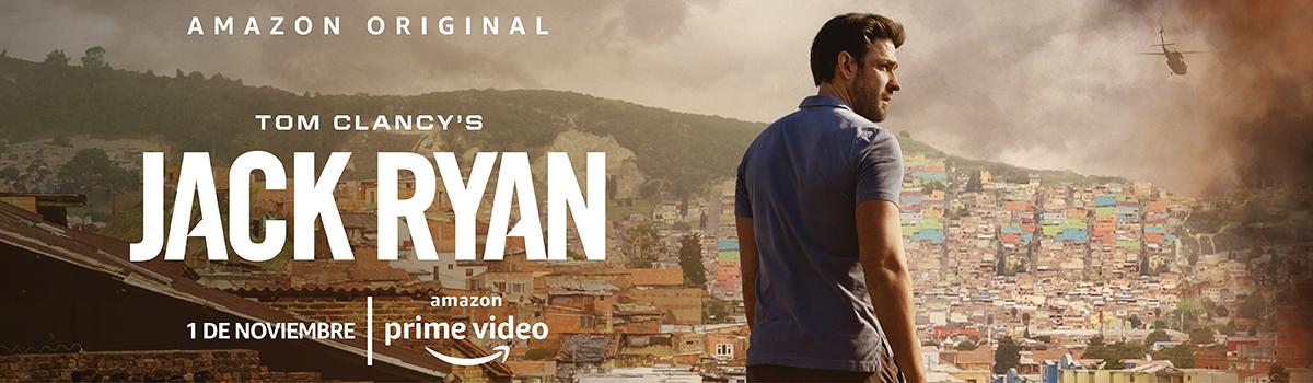 Amazon Jack Ryan temporada season 2
