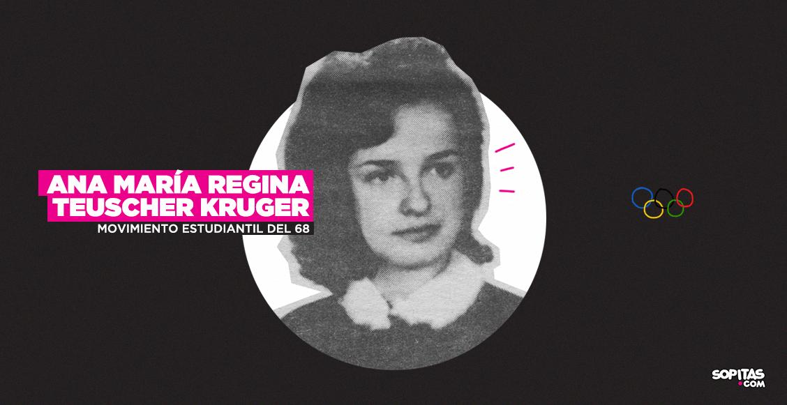 Ana María, la chica que fue a marchar a escondidas en 1968 y no regresó