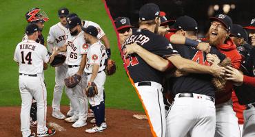 Así están las apuestas para Astros y Nationals en la Serie Mundial