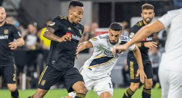 Con Clásico de Los Ángeles, quedaron definidas las semifinales de Conferencia de la MLS