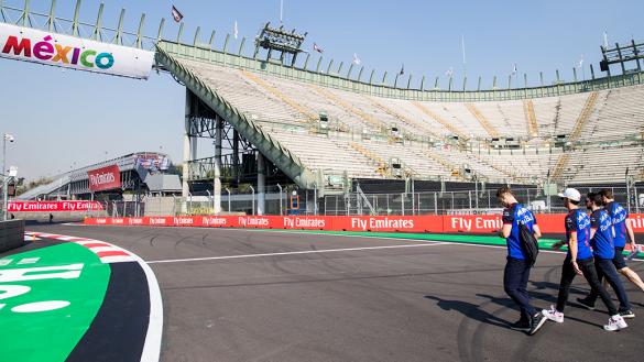 OJO: Así será el plan de movilidad para el GP de México