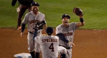 ¡Astros se llevan el Juego 5 y tienen ventaja en la Serie Mundial!