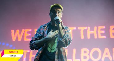 Primer show en CDMX y cierre de gira mundial: Bastille se pone a mano con México
