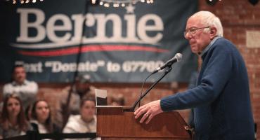 ¿Punto para Bernie? El demócrata dice que la marihuana debería ser legal