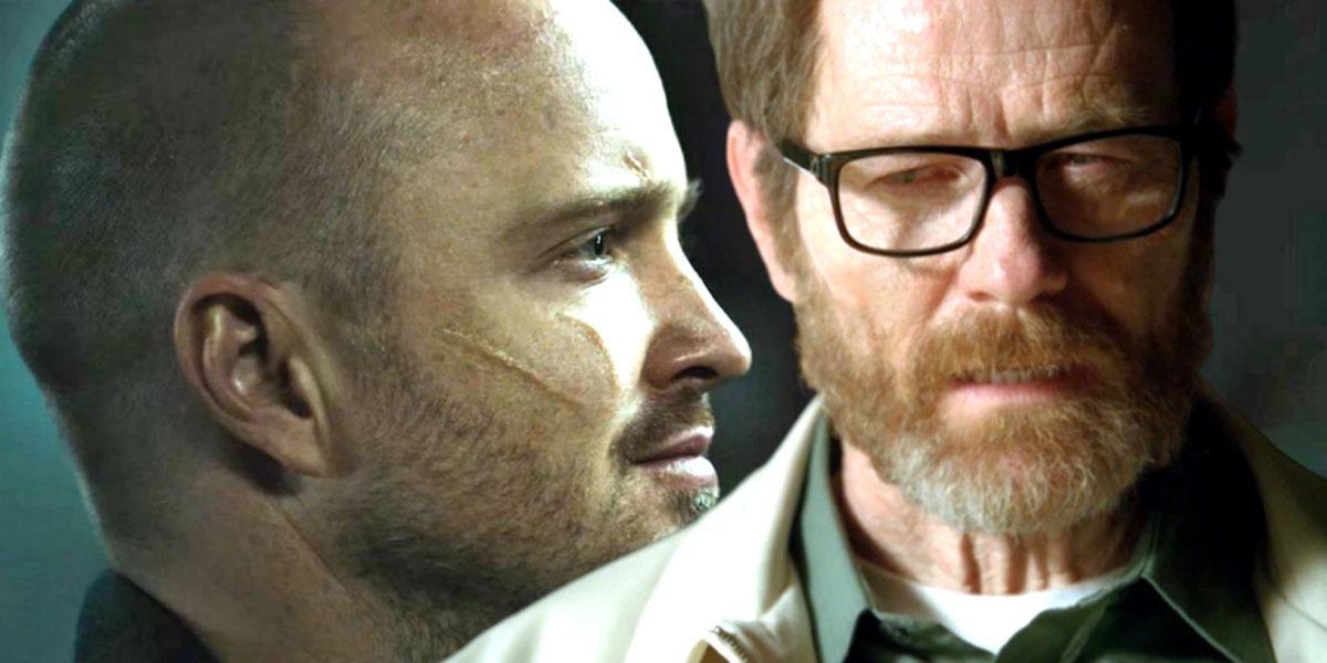 Walter White y Jesse Pinkman en Felina, el último capitulo de Breaking Bad que da pie a El Camino