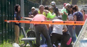 Hombre es asesinado mientras jugaba partido de futbol en Ciudad Deportiva