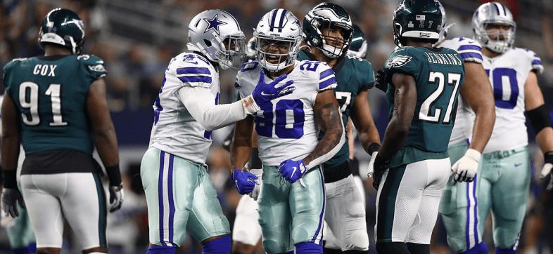 Cowboys aplastan a Eagles y asumen liderato de su División