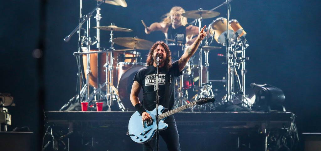 ¡Foo Fighters regresa al estudio! Planean nuevo disco para el próximo año
