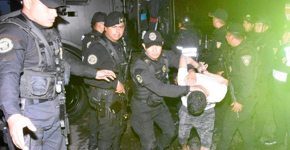 Detienen a cinco presuntos integrantes de Unión Tepito en colonia Guerrero