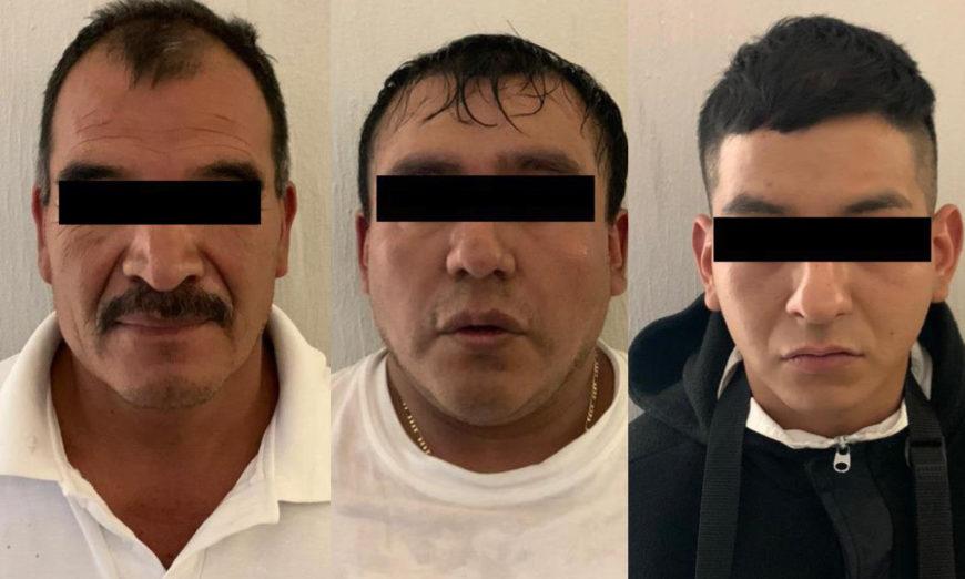 Caen cinco de la Unión de Tepito en la Guerrero