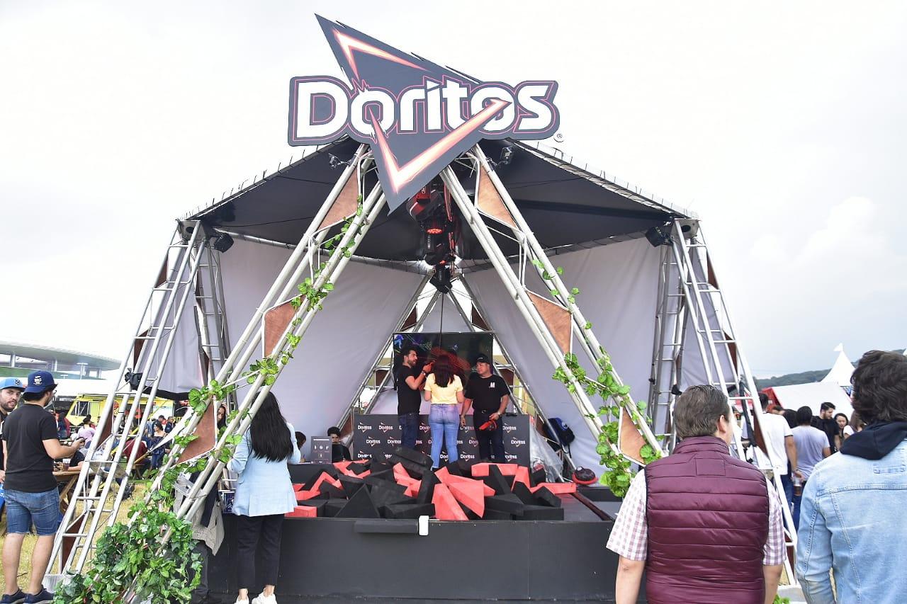 Doritos activacion VR coordenada 2019 01