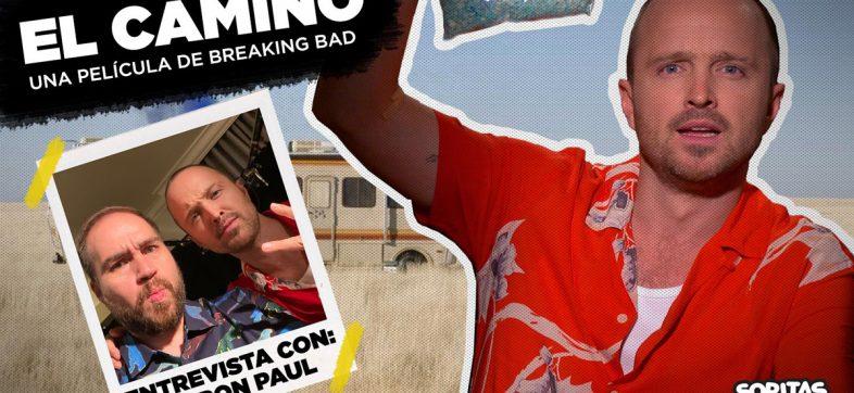 Entrevista con Aaron Paul sobre la historia de Jesse Pinkman y El Camino: Una película de Breaking Bad