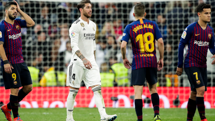 El Clásico de España se jugaría el 18 de diciembre... en el Camp Nou
