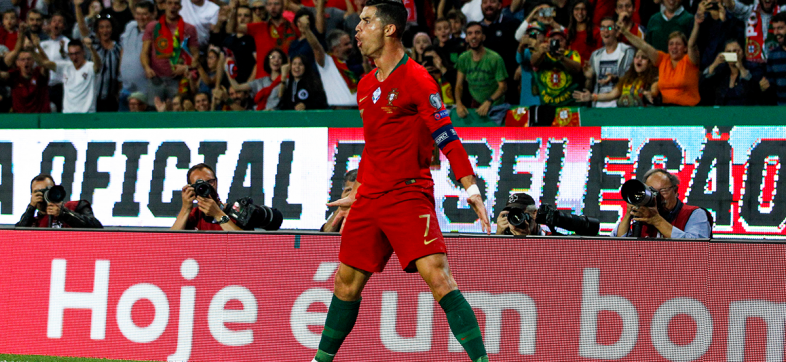 'CR700': Revive el gol 700 de Cristiano Ronaldo como profesional