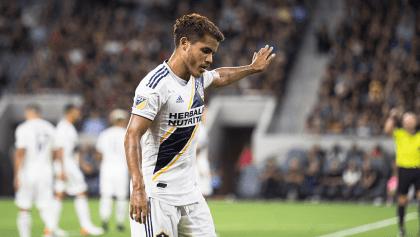 Revive el gol de Jonathan dos Santos que metió al Galaxy a semifinales de la MLS