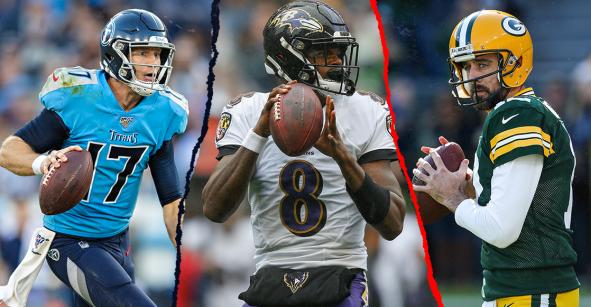 El récord de Aaron Rodgers, el nuevo Michael Vick y el peor Carson Wentz: 7 puntos para resumir la Semana 7 de la NFL