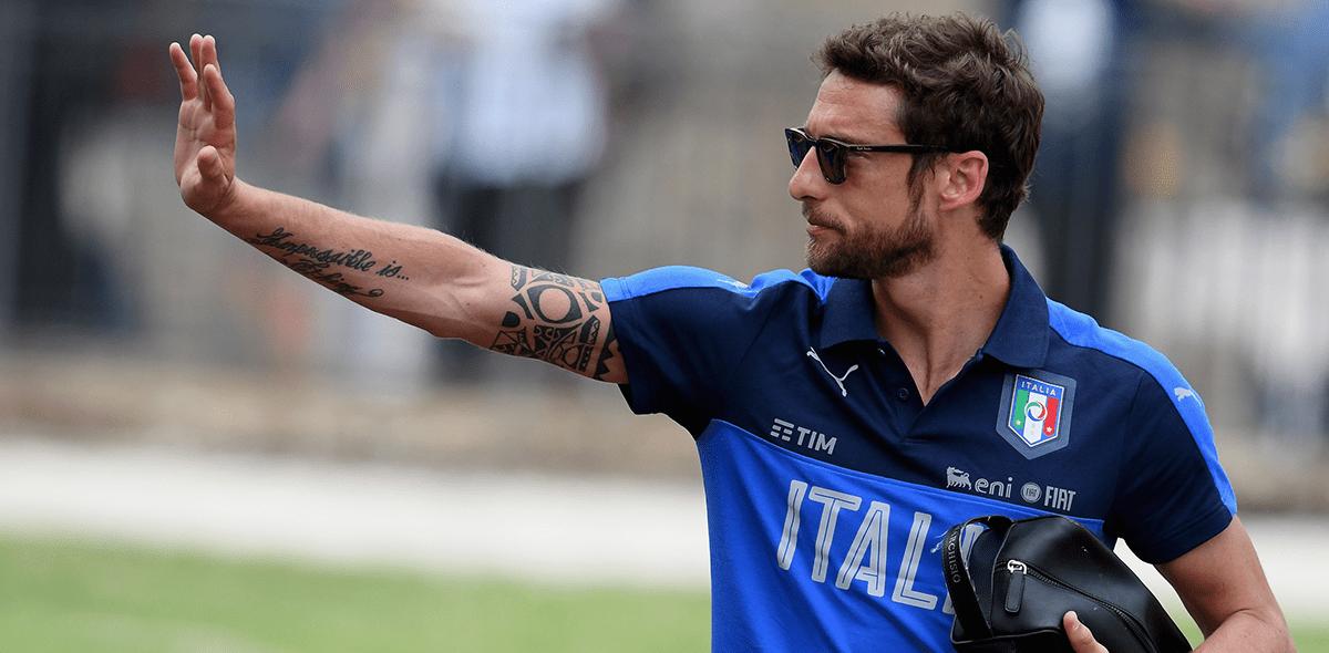 Arrivederci: Claudio Marchisio anunció su retiro a los 33 años