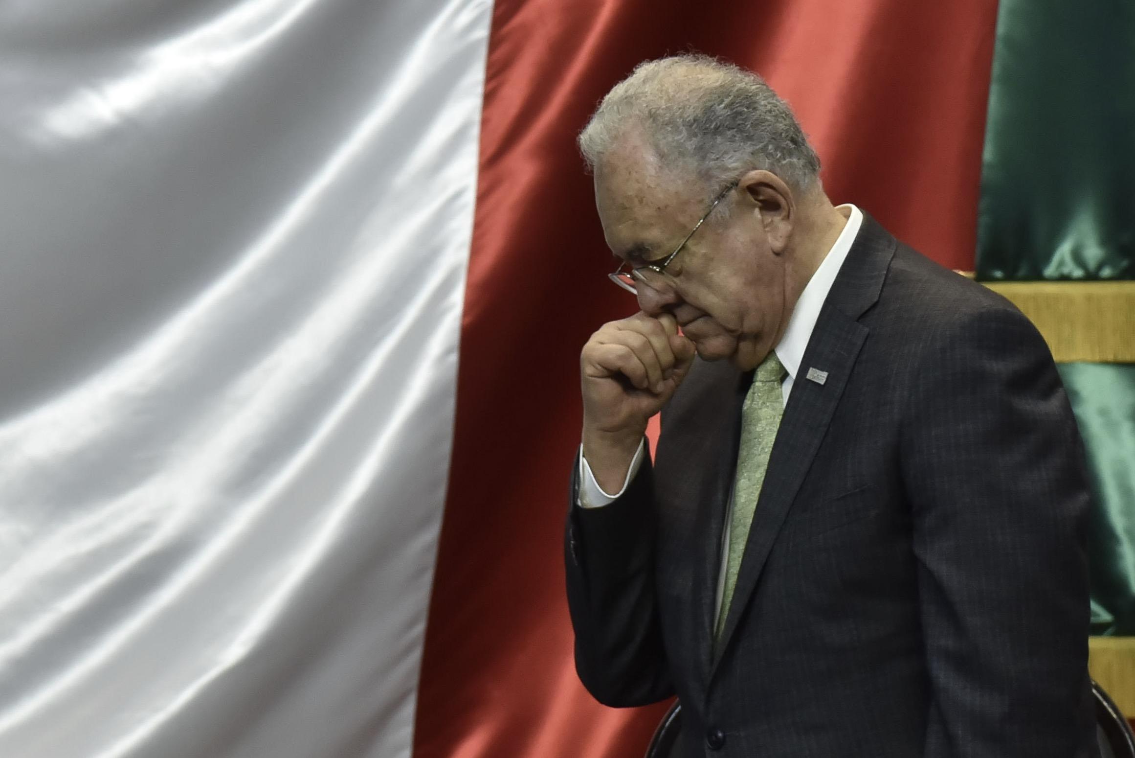 JA, oilo: Dice Jiménez Espriú que en la SCT no puede haber corruptos