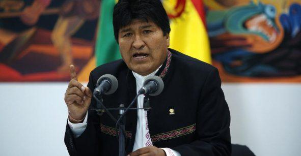 Con peras y manzanas: el golpe de Estado en Bolivia