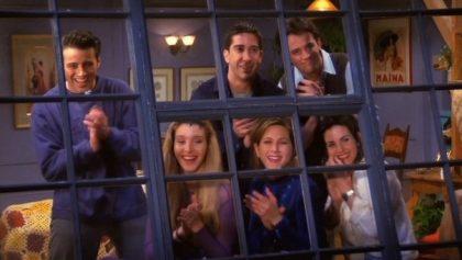Jennifer Aniston cree que no sería buena idea una secuela de 'Friends'