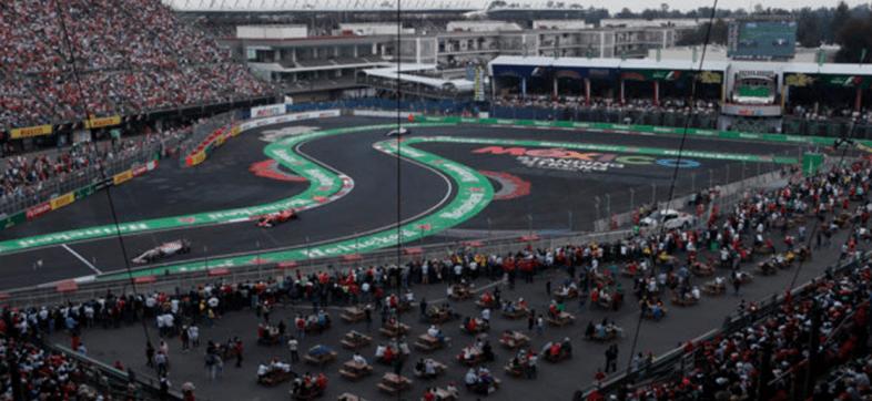 ¡Se acabaron! GP de México anunció boletos agotados