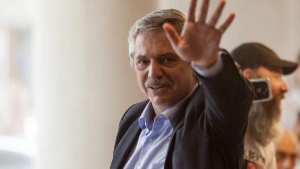 Fernández, a punto de ganar las elecciones en Argentina en primera vuelta