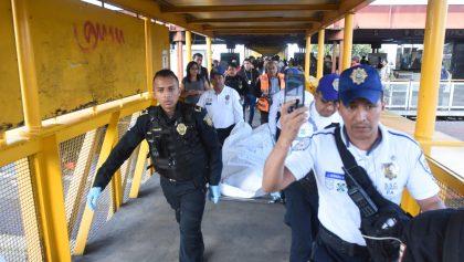 Joven muere al interior de Metro Guelatao; había sido apuñalado en la vía publica