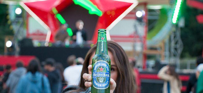 Heineken-cerveza cero alcohol 0