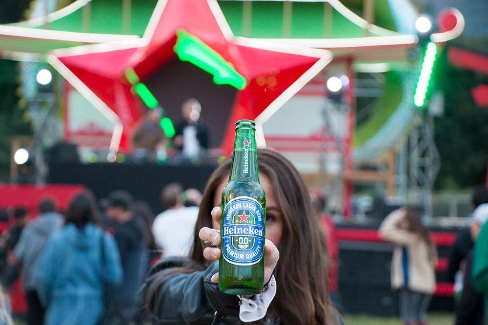 Heineken sacó una cerveza 0.0 alcohol y este es nuestro veredicto final