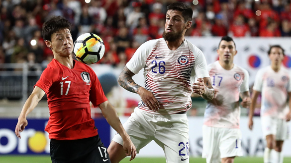 Ignacio Jeraldino, el goleador chileno que se pelean América y Cruz Azul