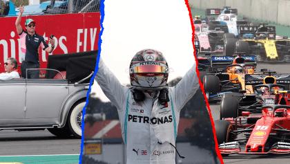 En imágenes y videos: Así se vivió el Gran Premio de México