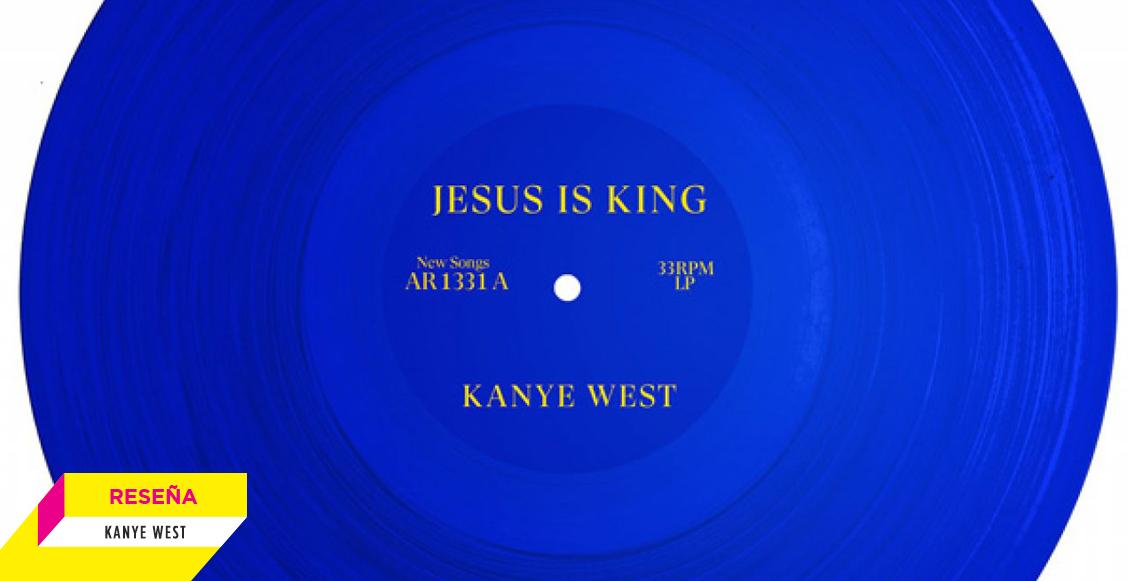 'Jesus is King': Un irreconocible Kanye West comienza a evangelizar
