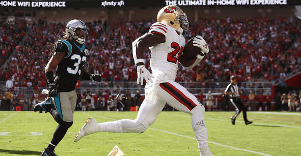 ¡Van las 10 mejores jugadas de la Semana 8 de la NFL!