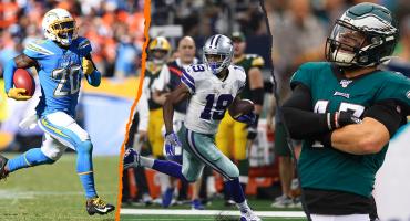 ¡Van las mejores 10 jugadas de la Semana 5 de la NFL!