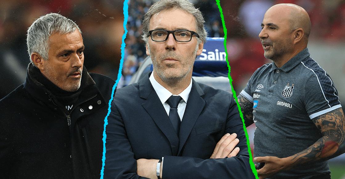 Las 4 opciones para ser el nuevo DT del Olympique Lyon