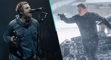 Liam Gallagher quiere hacer la nueva rola de James Bond 'No Time To Die'