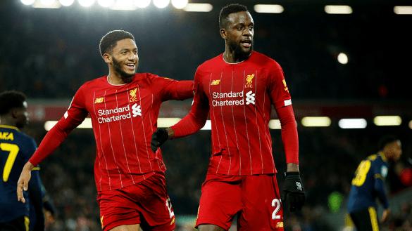¡Van los 10 goles! Liverpool eliminó al Arsenal de la Carabao Cup