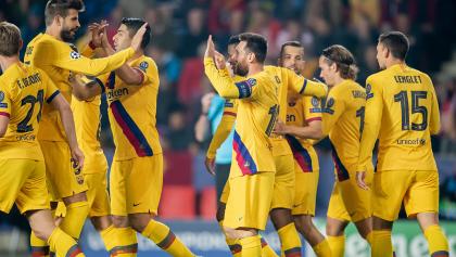 ¡D10S! Los 33 equipos a los que Messi le ha anotado en Champions League