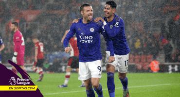 ¡Histórico! Acá te dejamos los 9 goles del Leicester City al Southampton