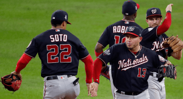 ¡Los Nationals de Washington son campeones de la Serie Mundial 2019!