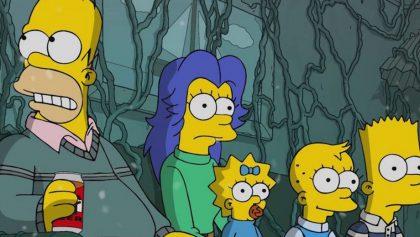 Especial de Halloween 666: Los Simpson harán parodia de Stranger Things