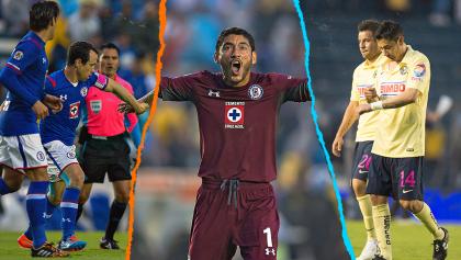 Los 'sobrevivientes' de la última victoria de Cruz Azul en un Clásico Joven de fase regular