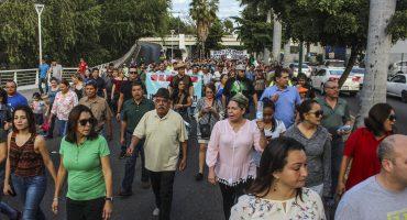#CuliacánValiente: Convocan a marcha pacífica el 27 de octubre en Culiacán