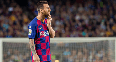 Messi reveló que tuvo en la cabeza