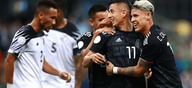 México sufrió pero venció a Panamá en la CONCACAF Nations League