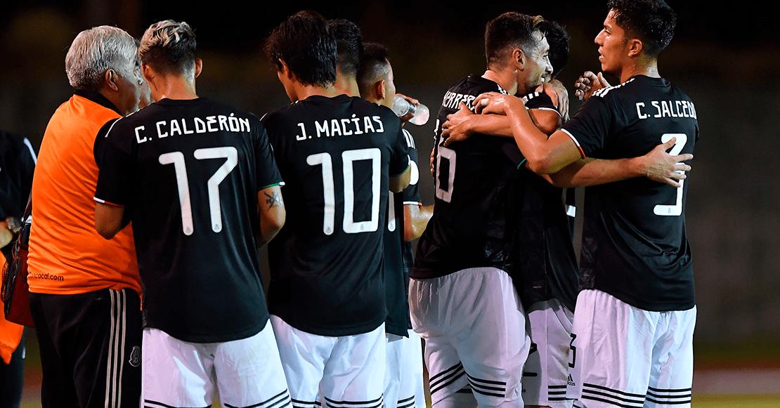 México cumplió y aplastó a Bermudas en la CONCACAF Nations League