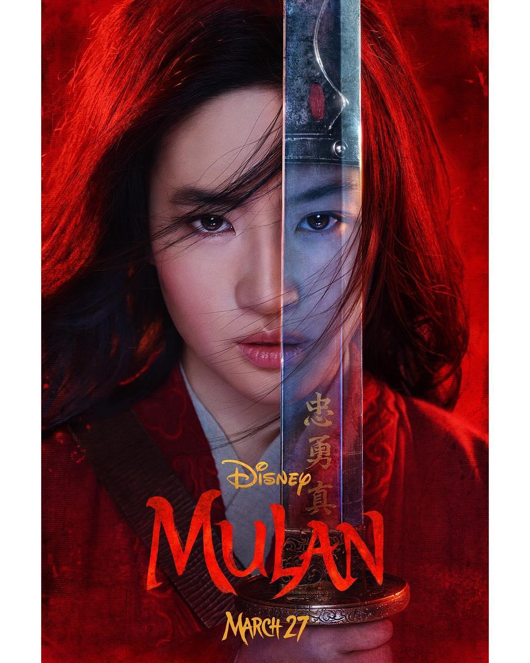 Disney retrasa el lanzamiento de Mulán