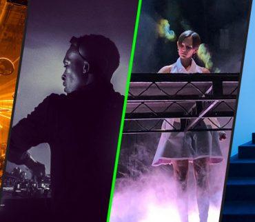 ¡Conoce la tercera ola de artistas que llegan a MUTEK Mx y sus nuevas colaboraciones!