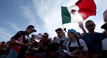 ¡Orgullo mexicano! Niñas Tehuanas entonarán el Himno Nacional Mexicano en el GP de México