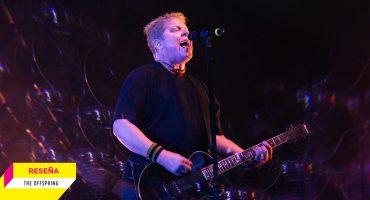 The Offspring regresó después de 20 años para sumergirnos en un sueño lleno de nostalgia